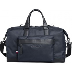 Dufflebag aus Recycling-Polyester by Tommy Hilfiger