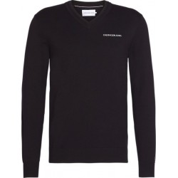 Sweater with V-neck by Calvin Klein