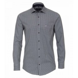Casual Fit: long sleeve shirt by Casamoda