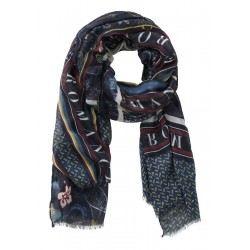 Printed scarf by Betty Barclay