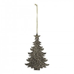 Christmas tree deco by Bloomingville