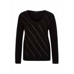 Wool mix sweater by Comma