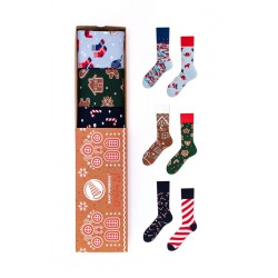 Chaussettes CHRISTMAS SET by Many Mornings