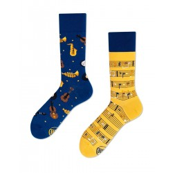 Chaussettes MUSIC NOTES by Many Mornings