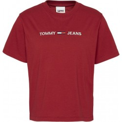 Organic cotton shirt by Tommy Jeans