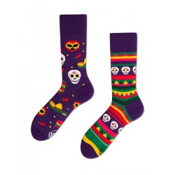 Chaussettes FIESTA MEXICANA by Many Mornings