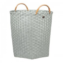 Basket with handles (Ø40cm) by Handed by