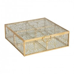 Glasbox (15x15x5cm) by SEMA Design