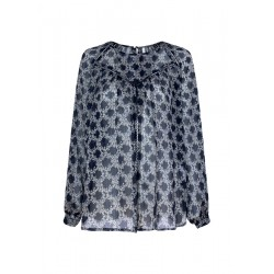 Blouse with flower pattern by Pepe Jeans London