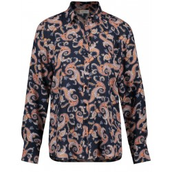 Shirt blouse with paisley pattern by Gerry Weber Collection