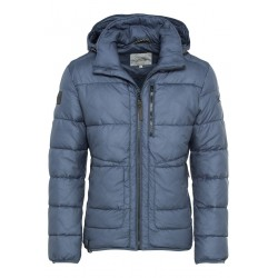 Quilted jacket with hood by Camel
