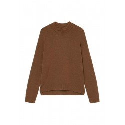 Knitted jumper in a soft wool mix by Marc O'Polo