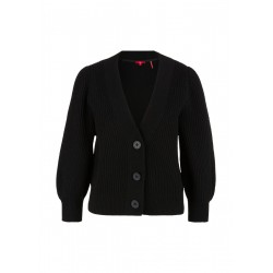 Soft wool jacket with cashmere by s.Oliver Red Label