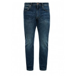 Regular Fit: Tapered leg-Jeans by s.Oliver Red Label