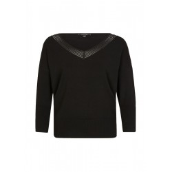 Pullover 3/4 sleeve by Comma