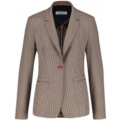 Blazer with mini houndstooth by Gerry Weber Collection