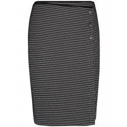 Skirt with wrap effect by Gerry Weber Collection