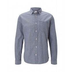 Fine structured shirt by Tom Tailor