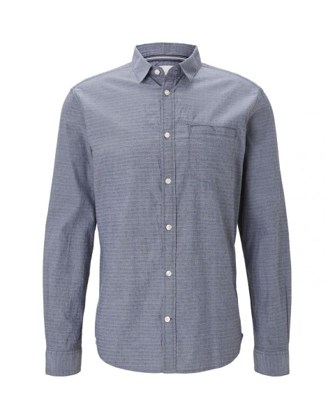 Chemise finement structurée by Tom Tailor