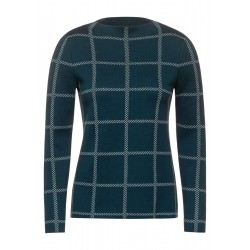 Doubleface Pullover by Cecil
