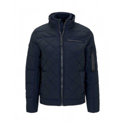 Quilted Blouson-Jacket by Tom Tailor