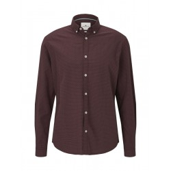 Regular Fit: long sleeve shirt by Tom Tailor