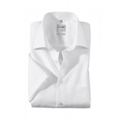 Comfort Fit: short sleeve shirt by Olymp