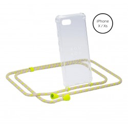 Smartphone Necklace iPhone X/XS by Xouxou