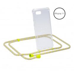 Coque collier iPhone 11 by Xou Xou