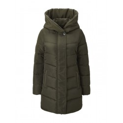Quilted Coat by Tom Tailor