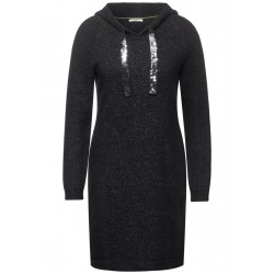 Cosy Hoody dress by Cecil