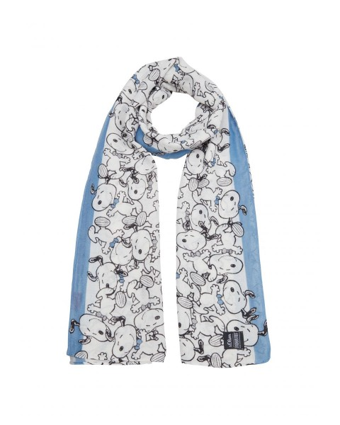 Foulard avec motif Peanuts by s.Oliver Red Label