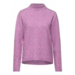 Pull au look mélangé by Street One