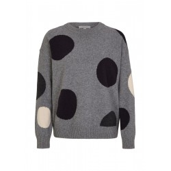 Wool mix pullover by comma CI