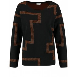 Sweater with wool by Gerry Weber Collection