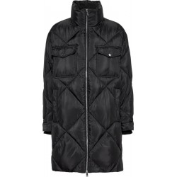 Taffeta coat with diamond quilting by Tommy Jeans