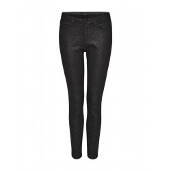 Coated-Jeans Emily cristal snake by Opus
