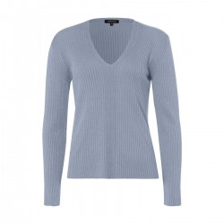 V-Neck Pullover by More & More