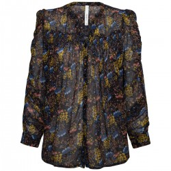 Blouse with flower print by Pepe Jeans London