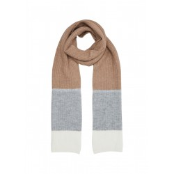 Scarf in soft ribbed knit by s.Oliver Red Label