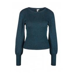 Feinstrick-Pullover by Q/S designed by