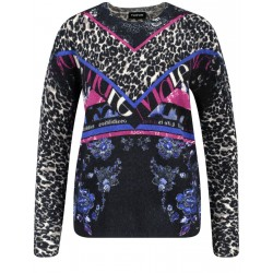 Pullover mit Muster-Mix by Taifun