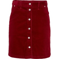 Cord skirt with buttons by Tommy Jeans