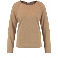 Sweater with raglan arm by Gerry Weber Casual