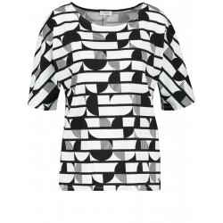 Shirt mit Mustermix by Gerry Weber Casual