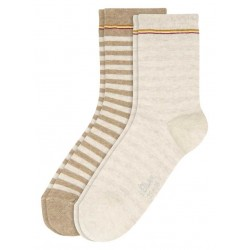 Chaussettes (2 paires) by s.Oliver Red Label