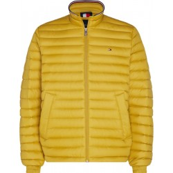 Quilted jacket with stand-up collar by Tommy Hilfiger