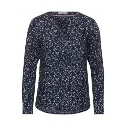Bluse mit Print by Cecil