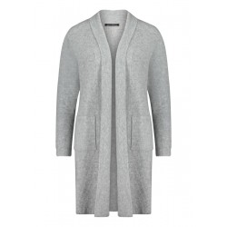 Cardigan long en maille by Betty Barclay