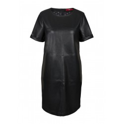 Robe d'aspect cuir by s.Oliver Red Label